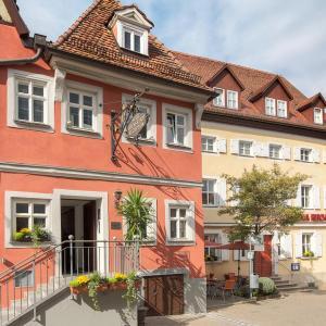 Hotel Pictures: Arvena Reichsstadt Hotel, Bad Windsheim