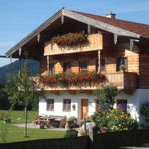 Hotel Pictures: Ferienwohnung Regina Holzner, Inzell