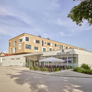 Фотографии отеля: Hotel die Zeit, Санкт-Файт-ан-дер-Глан