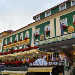 Fotos do Hotel: Hotel Schwarzer Adler, Mariazell