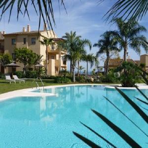 Fotos de l'hotel: Wonderful apartment with great views, Estepona