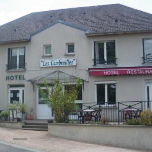 Hotel Pictures: Hôtel les Combrailles, Saint-Maurice-près-Pionsat