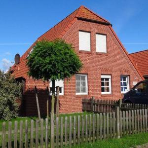 Hotelbilleder: Ferienhaus SARA in Ne_mersiel, Neßmersiel