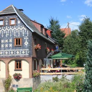 Hotelbilleder: Gasthaus 'Zum Wanderstübel', Hinterhermsdorf