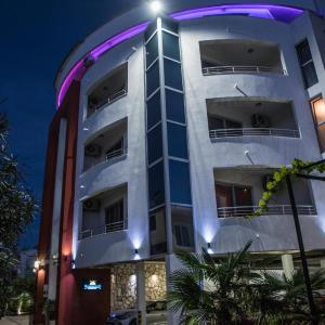 Hotellikuvia: ApartHotel Residence, Ulcinj