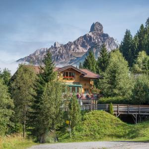 Hotelbilleder: Landhaus Bergzeit, Filzmoos