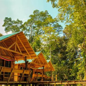 Hotel Pictures: Villas Finca Talok Eco Lodge, Cahuita