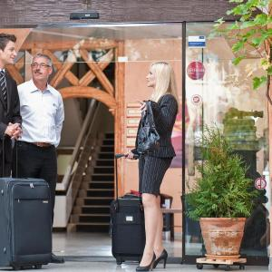 Hotelbilleder: Hotel Central, Frankenthal