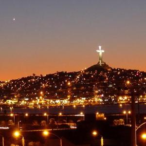 Hotelbilleder: Dpto con vista al mar, Coquimbo