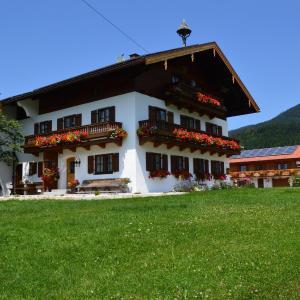 Hotelbilleder: Schusterbauer, Inzell