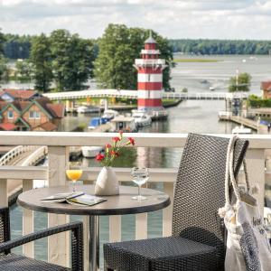 Hotel Pictures: Maritim Hafenhotel Rheinsberg, Rheinsberg