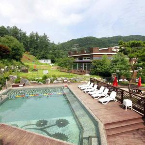 酒店图片: 时间的故事度假屋, 杨平郡