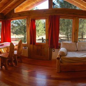 ホテル写真: Cabañas Bosques del Sol, Villa Giardino