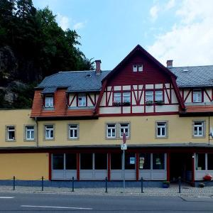 Hotel Pictures: Pension Grenzeck, Bad Schandau