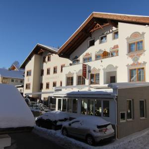 Фотографии отеля: Apart Hotel Reblaus, Ладис