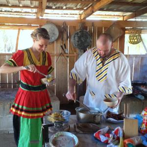 Hotel Pictures: Palmento Grove Cultural & Fishing Lodge, Hopkins