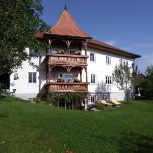 Hotel Pictures: Attersee Gartenvilla, Nussdorf am Attersee