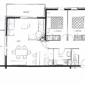 Hotel Pictures: Apartment Biolley, Saint-Martin-de-Belleville
