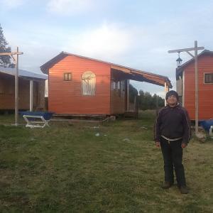 Фотографии отеля: Cabañas Mitos y Leyendas de Chiloé, Llau-Llao