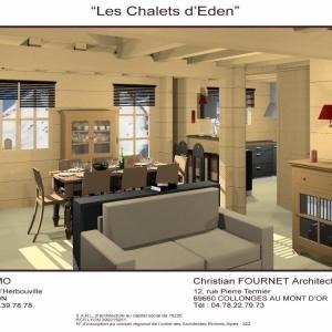 Hotel Pictures: House Les chalets d' eden, Le Dévoluy