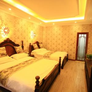 Hotel Pictures: Lao Gong Guan Guesthouse, Jiezi Ancient Town