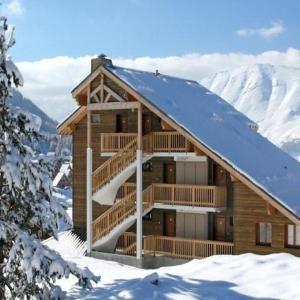 Hotel Pictures: Apartment Le lievre blanc la crete du berger, La Joue du Loup