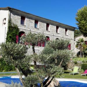 Hotel Pictures: Anduze, Monoblet