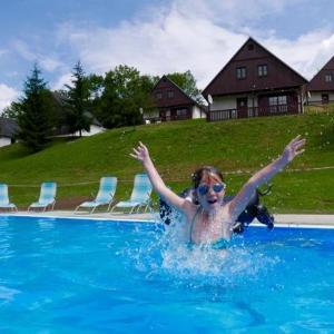 Hotel Pictures: Villa Happy Hill.3, Cerny Dul