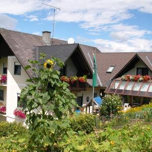 Fotografie hotelů: Gästehaus Anna, Unterlamm