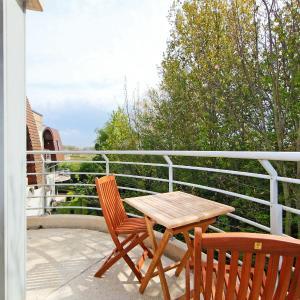 Zdjęcia hotelu: Apartment Blutsyde Promenade.23, Bredene