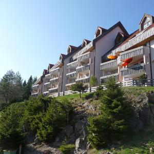 Hotelbilleder: Apartment Schwarzwaldblick.20, Schonach