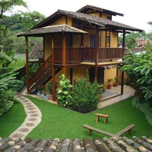 Hotel Pictures: Quintal Da Mata, Sao Sebastiao