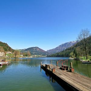 酒店图片: Apartment Bergsee.3, Lunz am See