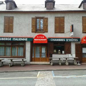 Hotel Pictures: L'Auberge Italienne Titus, Pierrefitte-Nestalas