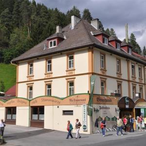 Fotografie hotelů: Brauhaus Falkenstein, Lienz