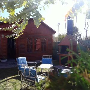 Zdjęcia hotelu: Cabañas El Maiten Vistalba, Mendoza