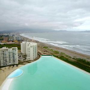 Foto Hotel: Departamento 3D 2B Condominio Laguna del Mar, La Serena