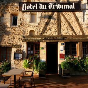 Hotel Pictures: Hôtel Du Tribunal, Mortagne-au-Perche