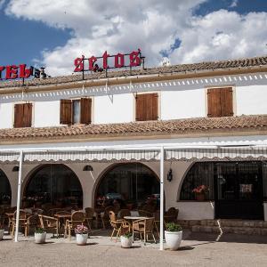 Hotel Pictures: Hotel Restaurante Setos, Motilla del Palancar