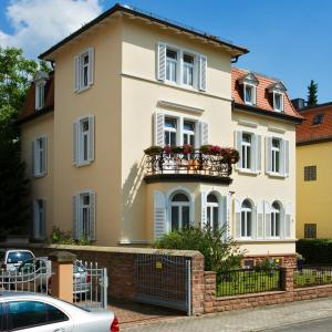 Hotelbilleder: Hotel-Pension Berger, Heidelberg