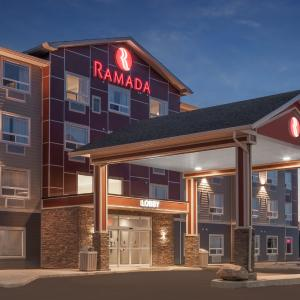 Hotel Pictures: Ramada Grassland Athabasca, Grassland