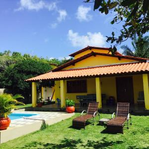Hotel Pictures: Casa Amarela, Ponta da Tulha
