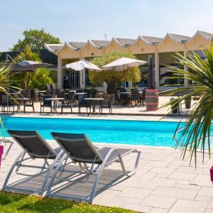 Hotel Pictures: Brit Hotel Nantes Vigneux - L'Atlantel, Vigneux-de-Bretagne