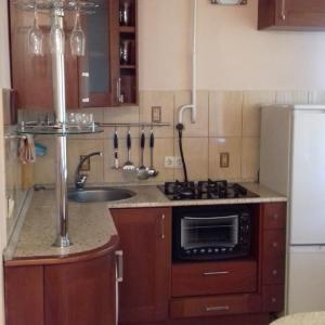 Fotografie hotelů: Apartment-studio on Sotsialistichesky prospekt, Barnaul