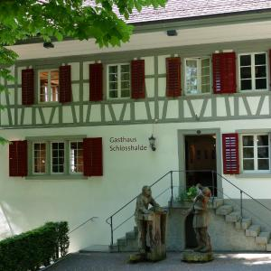 Hotel Pictures: Gasthaus Schlosshalde, Winterthur