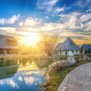 酒店图片: Etno Village Cardaci, Vitez