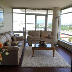 Hotel Pictures: Spacious apartment with stunning view, Richmond