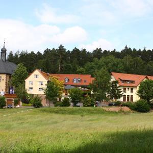 Hotel Pictures: Jagdhof Klein Heilig Kreuz, Großenlüder