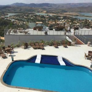 Hotel Pictures: Mirante de Escarpas 1204, Capitólio