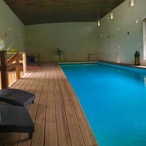 Hotel Pictures: Moulin De Jouenery Et Spa, Brassac
